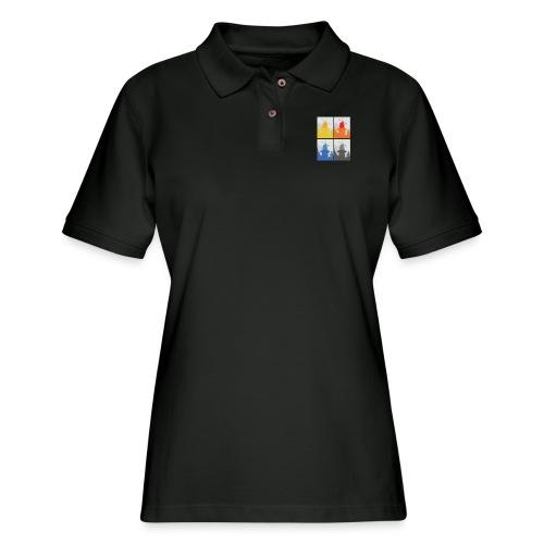 POP Mills - Women's Pique Polo Shirt
