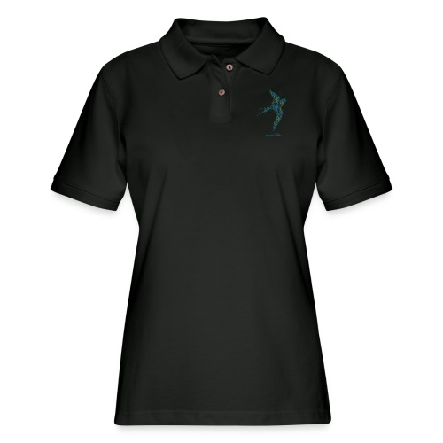 See Possibilities - Women's Pique Polo Shirt