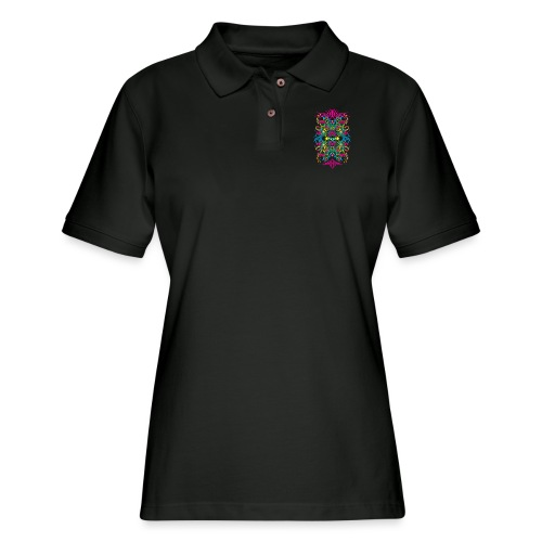 E.V. II - Color Edition - Women's Pique Polo Shirt