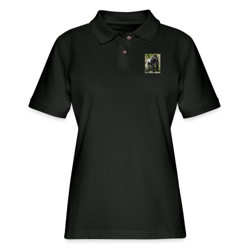 flx out louiz - Women's Pique Polo Shirt