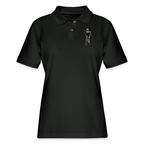 JorgeCop - Women's Pique Polo Shirt