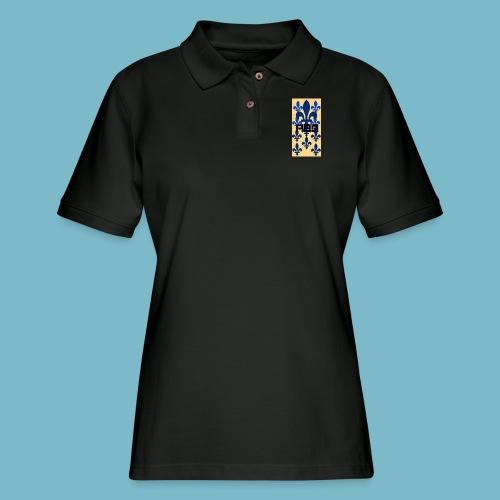 partiboileau 5 - Women's Pique Polo Shirt
