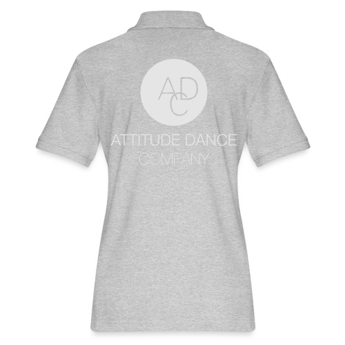 ADC Logo - Women's Pique Polo Shirt