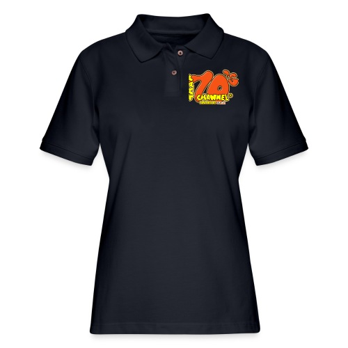 That 70's Channel - The Emporium - Women's Pique Polo Shirt