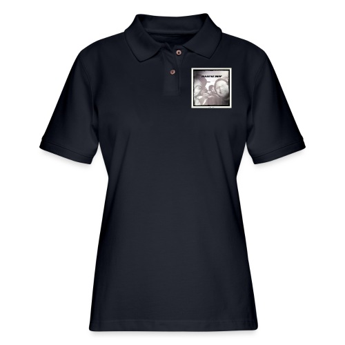 Pleasure Drop - Women's Pique Polo Shirt