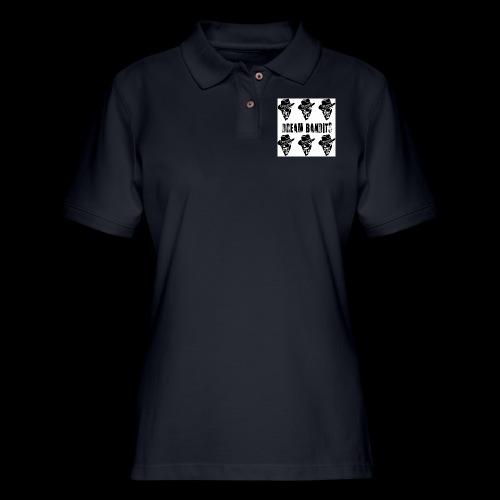 Dreambandits square x6 - Women's Pique Polo Shirt
