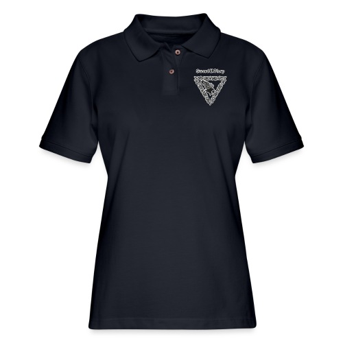 Eagle Clan - Women's Pique Polo Shirt