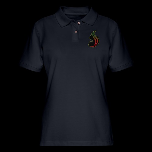 RBGgirl - Women's Pique Polo Shirt