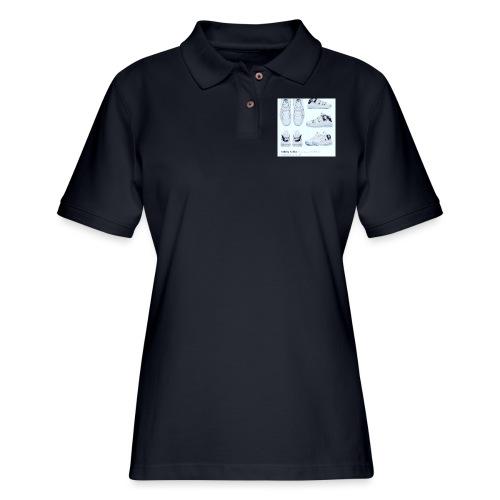 04EB9DA8 A61B 460B 8B95 9883E23C654F - Women's Pique Polo Shirt