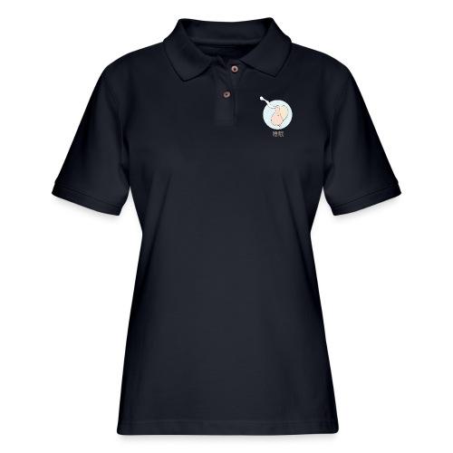 Sleep Creature - Women's Pique Polo Shirt