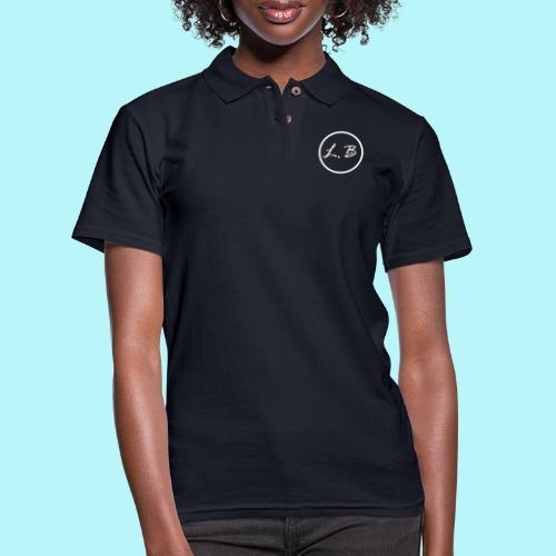 Basic Logo - Women's Pique Polo Shirt
