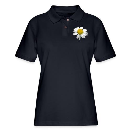 Daisy - Women's Pique Polo Shirt