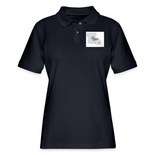 ama - Women's Pique Polo Shirt