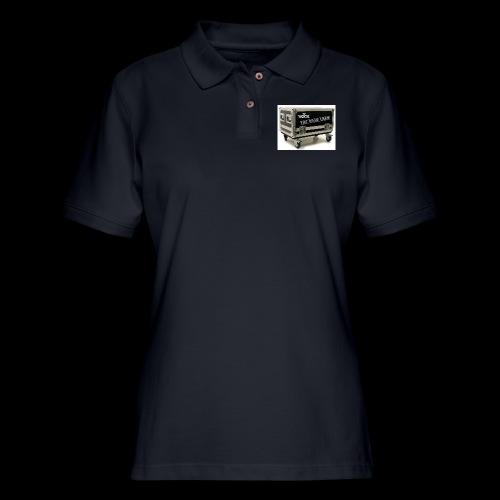 Eye rock road crew Design - Women's Pique Polo Shirt