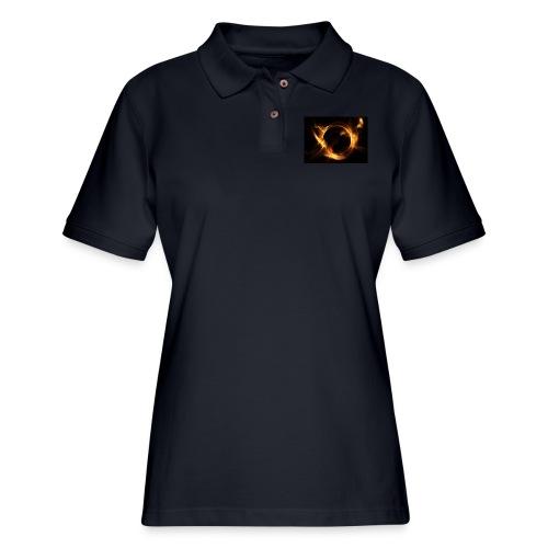 Fire Extreme 01 Merch - Women's Pique Polo Shirt