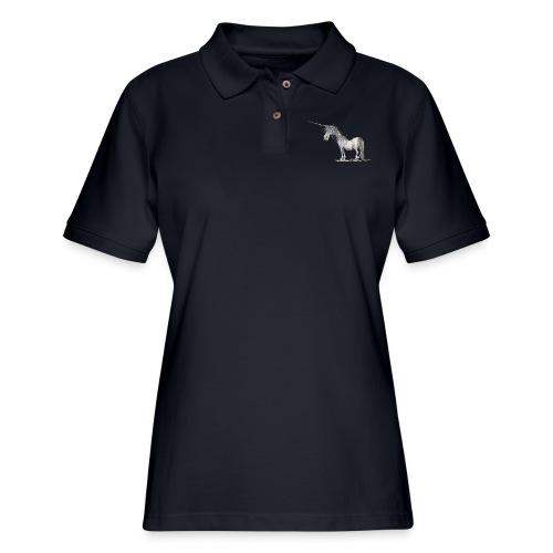 Last Unicorn - Women's Pique Polo Shirt