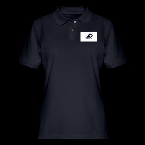 savage hoddie - Women's Pique Polo Shirt