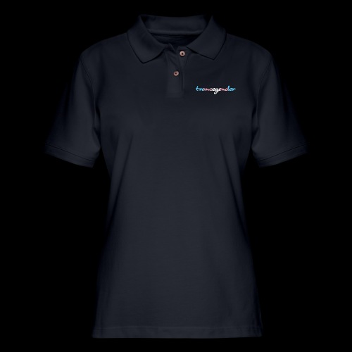 trancegender - Women's Pique Polo Shirt