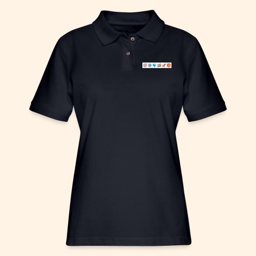 FALGSC - Women's Pique Polo Shirt