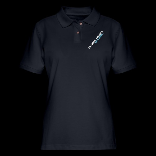 Trance Music! - Women's Pique Polo Shirt