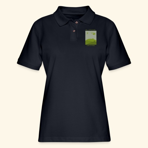 Hill mongereres - Women's Pique Polo Shirt