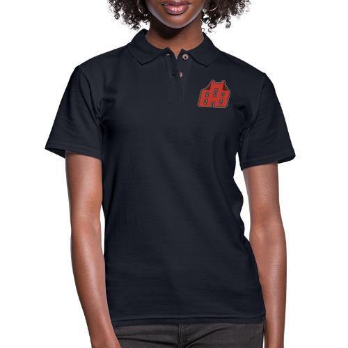 Bay Area Buggs Official Logo - Women's Pique Polo Shirt