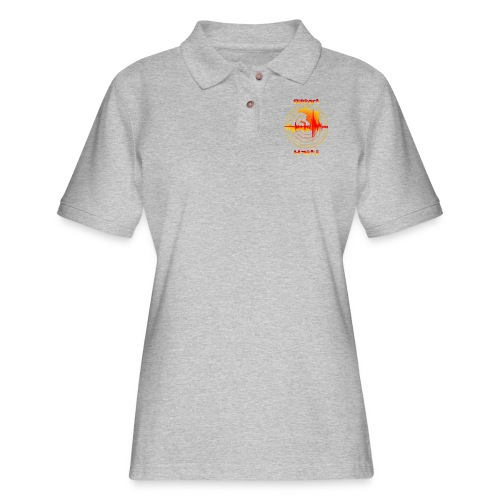 Support Haiti - Women's Pique Polo Shirt