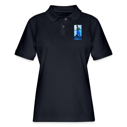 Sosaa - Women's Pique Polo Shirt