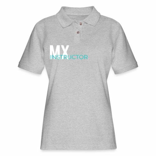 MX Gym Minimal Hat - Women's Pique Polo Shirt