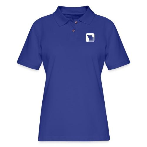 LOGO - Women's Pique Polo Shirt