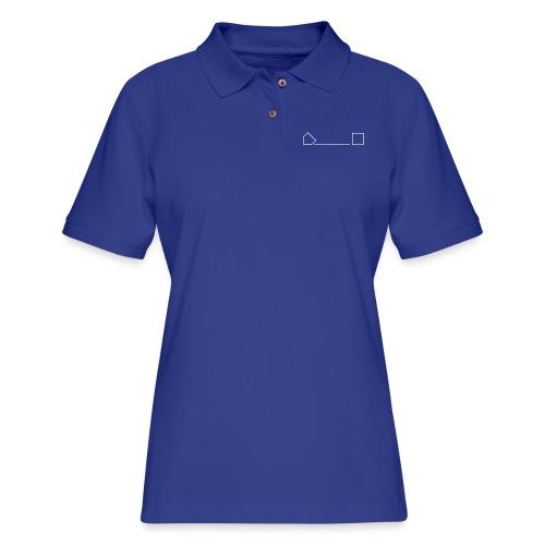 Hard 90 Line - Women's Pique Polo Shirt