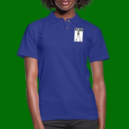 Sick Boys Girl2 - Women's Pique Polo Shirt