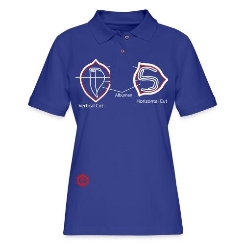so4 - Women's Pique Polo Shirt