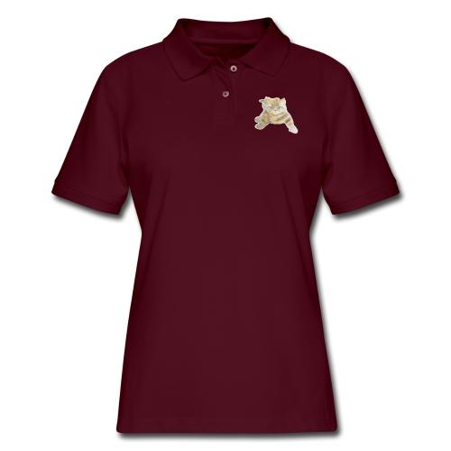 sad boy - Women's Pique Polo Shirt