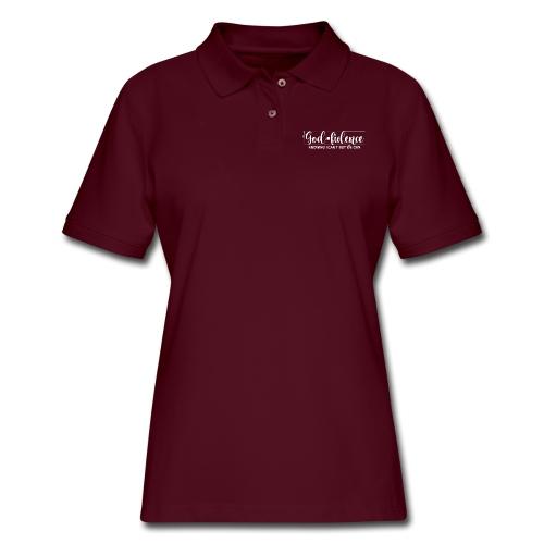 Godfidence - Women's Pique Polo Shirt