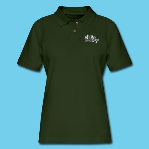Butterwhy.png Sweatshirts - Women's Pique Polo Shirt