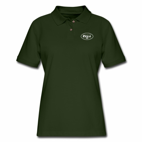 tela - Women's Pique Polo Shirt