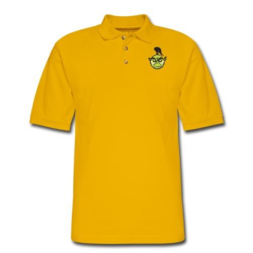 Warcraft Baby Orc - Men's Pique Polo Shirt
