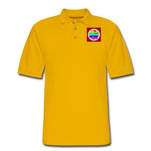 Nurvc - Men's Pique Polo Shirt