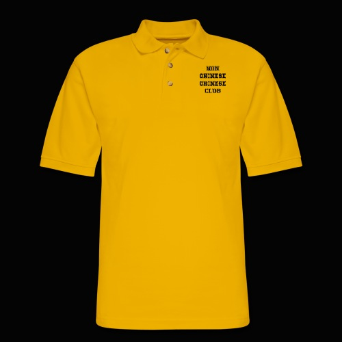 NCCC Sweater - Worker's Edition - Men's Pique Polo Shirt