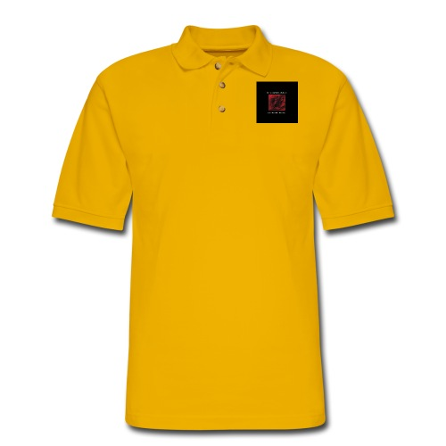 Only Angel - Men's Pique Polo Shirt