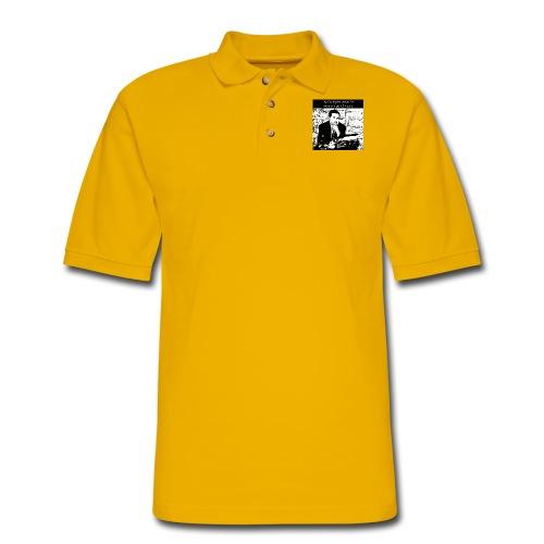 Plot forward! - Men's Pique Polo Shirt