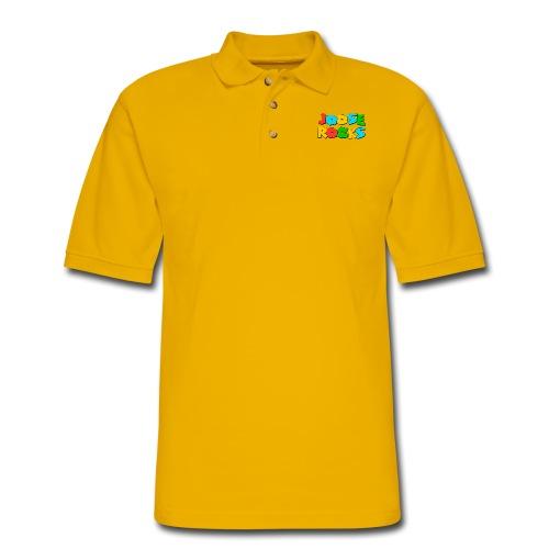 Super Joose Rocks - Men's Pique Polo Shirt
