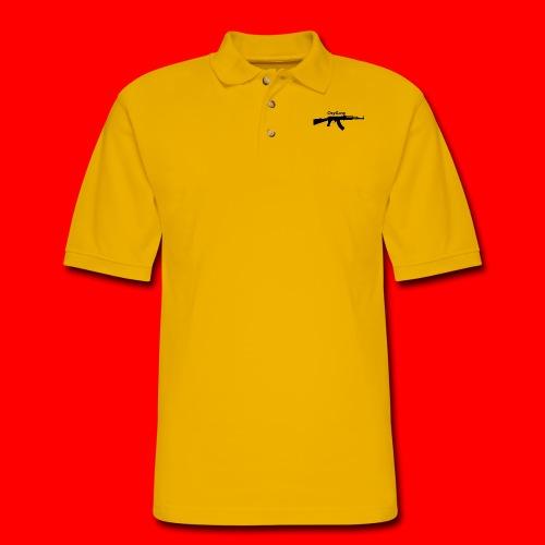 OxyGang: AK-47 Products - Men's Pique Polo Shirt