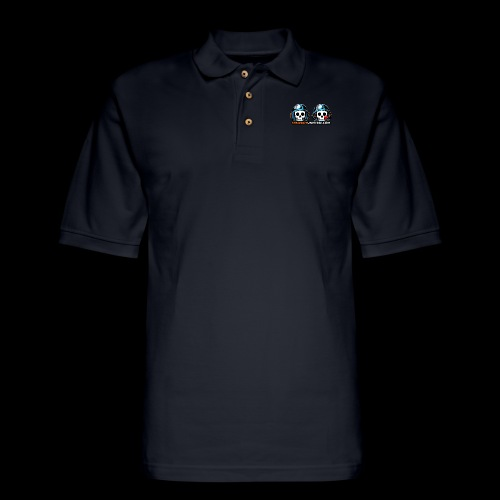 Spaceboy Universe Spaceboy and Surlana - Men's Pique Polo Shirt