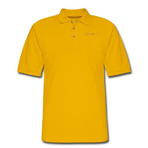 Spotlion - Men's Pique Polo Shirt
