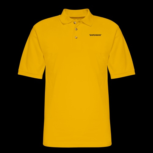 Expensive - Men's Pique Polo Shirt
