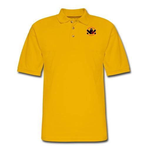 Abrith Media Farm NK - Men's Pique Polo Shirt
