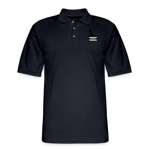 Hard 90 Idaho - Men's Pique Polo Shirt