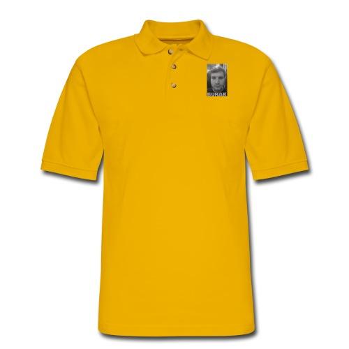 The Burak - Men's Pique Polo Shirt